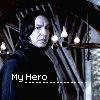 HP Snape My Hero