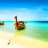 море - песок