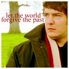 Let the world forgive the past