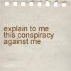 dadomz: Conspiracy