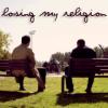 Kally: I'm losing my religion | Dean/Castiel