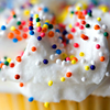 wrldpossibility: birthday cupcake
