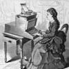 Woman @ Typewriter 1872