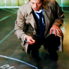 Campaspe: Supernatural \\ Castiel; his trap