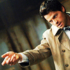 Campaspe: Supernatural \\ Castiel; reaching
