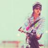 アキちゃん: Miyavi bike