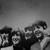 Beatles - Fab 4 B&W