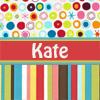 Kate: Kate Circles & Stripes
