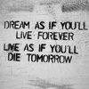 Dream Today/Die Tomorrow