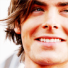Zac Efron 01; Smile; Close Up