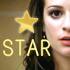 Jenny: GLEE_gold_star