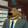 this is my happy face, Sam & Max