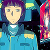 Suzumiya Haruhi - Kyon Space Glare