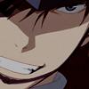Basara - Masamune crazy grin