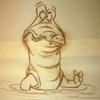 Croc Sketch