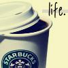 Starbucks is life