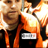 Excitable Hufflepuff: BSG - The Chief