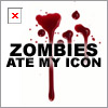 Zombies Ate My Icon