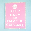 food/cupcakes//keep calm