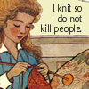 knit not kill