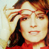 Tina Fey with Glasses