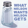Aubreyad: what Nelson wants