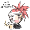Bleach ♦ Renji Approved