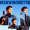 Jessica K Malfoy: s&d: dean holds a gun