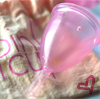 heart pink cup