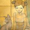 Jacqueline: art ak kitty
