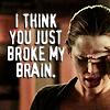 alias - you broke my brain