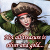 Melinda: Not all Treasure is silver