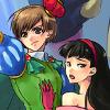 persona 4: chie/yukiko: prince/princess