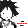 Kingdom Hearts; Sora No Freakin' Way