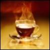 чашка чая + рамка