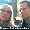 Ms Dref: Heroes - Brain explosion
