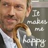 fandom: house/happy