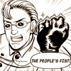 THE PEOPLE'S FIST!