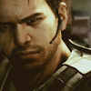 Chris Redfield: big damn hero moment