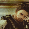 Chris Redfield: hey shut up i'm on the phone
