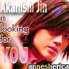 Jin is looking 4 u