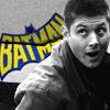 TRISAYRUHTOPZ !: spn - batman! :D