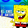 SpongeBob--All Kinds of Awesome