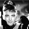 Rob as Audrey Hepburn