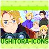 Ushitora Icons