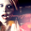 shocked, wow, buffy summers, omg