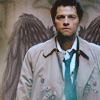 [spn] castiel - take these broken wings.