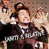 pinkfairy727: Doctor Who - Sanity Is Relative