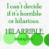 Hilarrible
