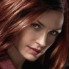 Carmine 'Red' Zuigiber: sultry side glance (phoenix)